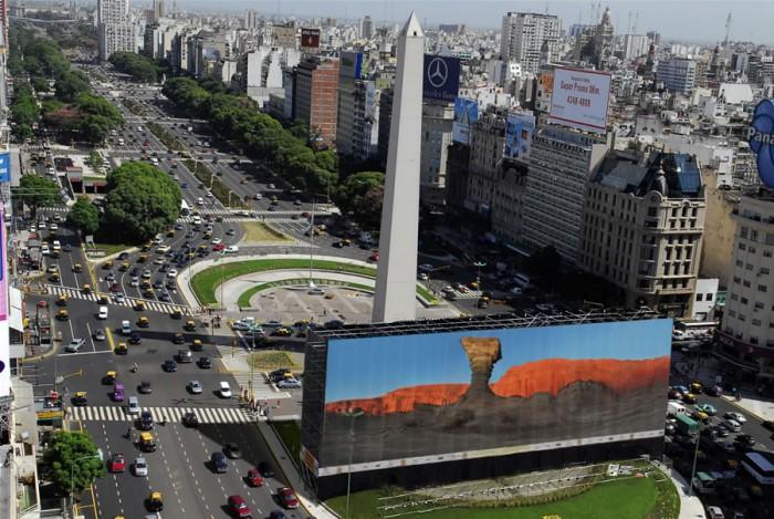 La foto más grande del mundo - Obelisco