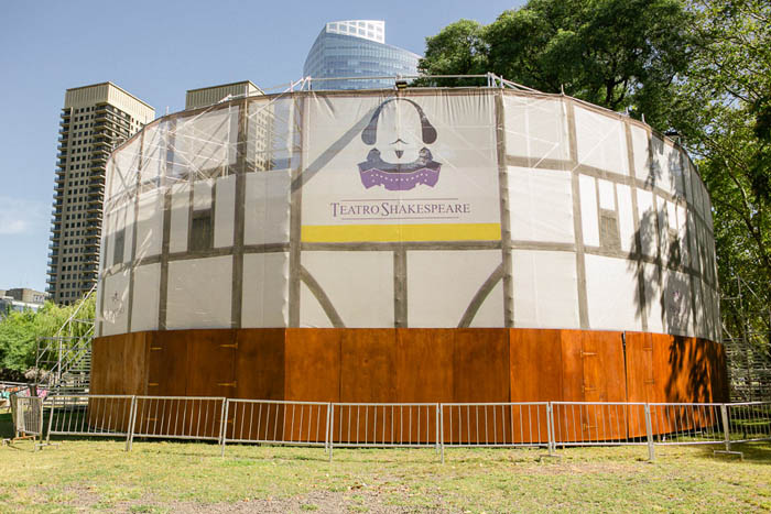 Anfiteatro Festival de Shakespeare - Costanera Sur