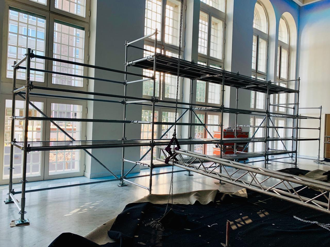 Estructura Faena Art Center